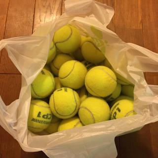硬式テニスボール 中古 38球