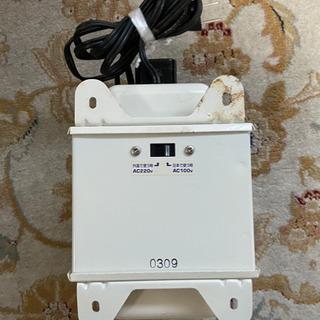 日章工業 変圧器 海外国内両用タイプ SK1100E