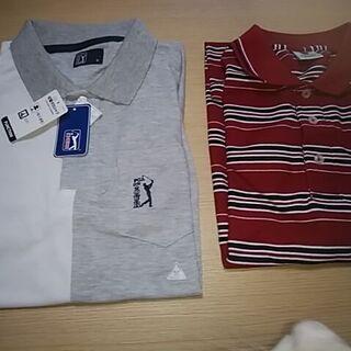 男性用 ポロシャツ 2点 Mサイズ