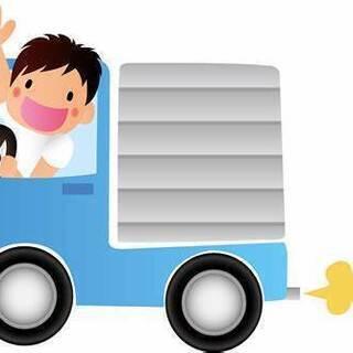 【城南町】トラック板金・塗装補助