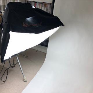 スタジオ撮影用ライト 撮影照明 ※ジャンク※