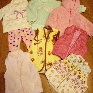 【ネット決済】子供服 サイズ80〜100 40枚セット まとめて...