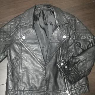 KIDS◆ライダースジャケット