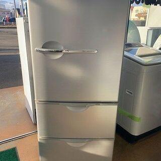 【苫小牧バナナ】2012年製 アクア/AQUA 255L 冷蔵庫...