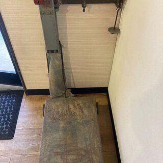 大和製衡 ヤマト 台 秤 分銅 はかり 150kgまで 現状渡し