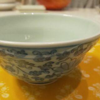 ⑤ご飯茶碗一点差し上げます。