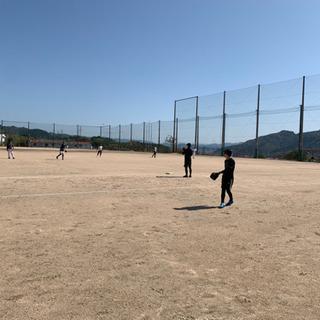 初心者草野球!のんびり楽しく練習試合しませんか( ●ー● )?