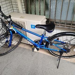 ミヤタ自転車 CSK 228 ブルー