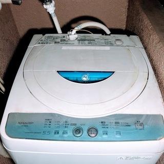 【譲渡】洗濯機差し上げます