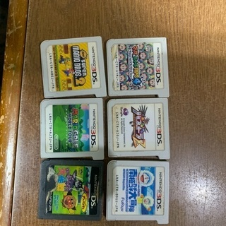 3DS 中古訳ありセット