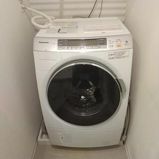 Panasonicドラム式洗濯機 NA-VX7000l