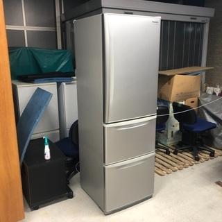 2012年製 Panasonic 冷凍冷蔵庫「NR-C37…
