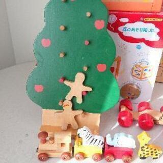 木のオモチャ色々セット(決まりました) - 子供用品
