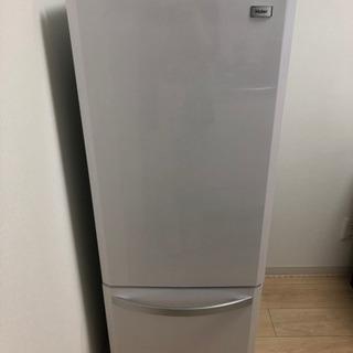【冷凍、冷蔵庫】Haier 168L 取りに来てくださる方