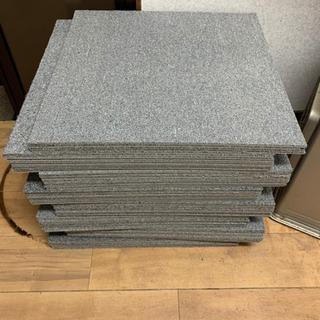 タイルカーペット 50cm×50cm   74枚