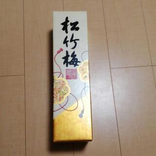 日本酒 松竹梅1.8リットル