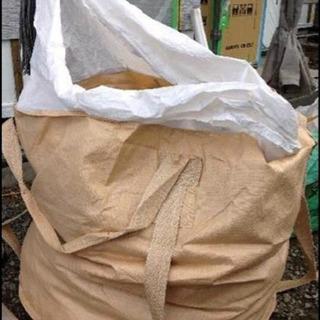 フレコン コンテナバック 木屑バック