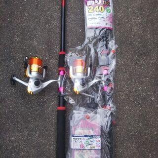入門釣りセット サビキ釣り2セット