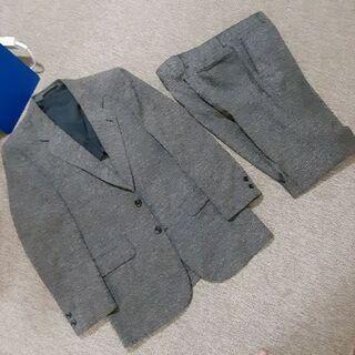 高級ブランド ピェールカルダン メンズスーツ上下セット