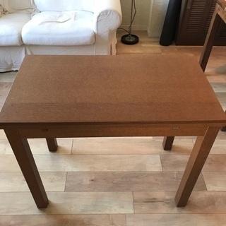 【ネット決済】IKEA伸縮ダイニングテーブル