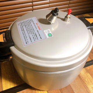 【未使用品】アベラコーポレーション 圧力鍋 6.0L