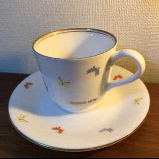 【ネット決済】森英恵(モリハナエ) コーヒーカップ&ソーサー 2...