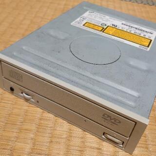 内蔵DVDドライブ