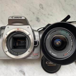 【ネット決済・配送可】Canonのデジタルカメラ