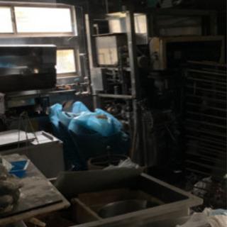 廃業した豆腐屋の設備、モノ一式
