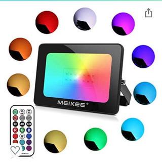 おしゃれ照明 RGB LEDライト カラフル インテリア …