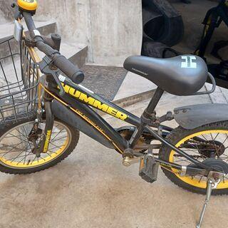 子供用自転車 (メーカー:HUMMER)