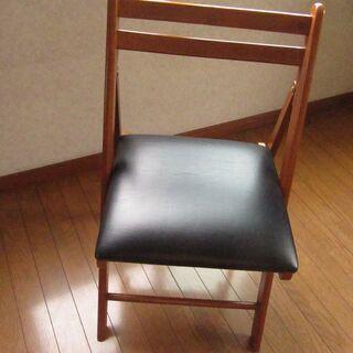 折りたたみ椅子 5脚