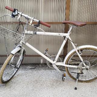 ASAHI クロスバイク ミニベロ SCE206 20イン…