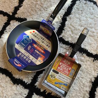 【ネット決済】新品 フライパン 卵焼き機