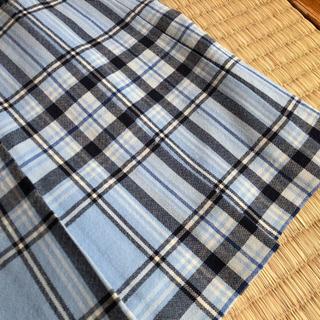 ポンポネット 水色スカート