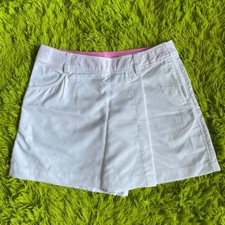 ビバハート 白スカートパンツ 未使用