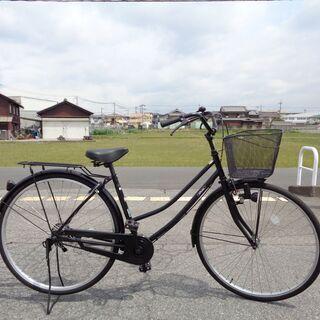 affiche 27インチ 婦人用自転車 黒 変速なし (94)
