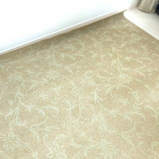 【ネット決済】ベルギー絨毯 アラベスク模様 200×250