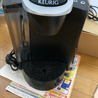 コーヒーメーカー 黒
