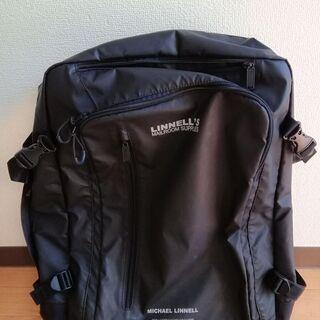 MICHAEL LINNELL 大型バックパック 縦56c…