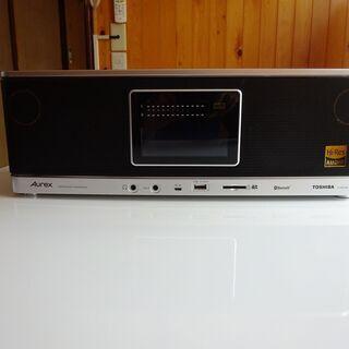 TOSHIBAハイレゾSD/USB/CDラジオをお譲りいたします。