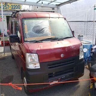 H19エブリィバンHR(DA64V)修理要 55000円+…