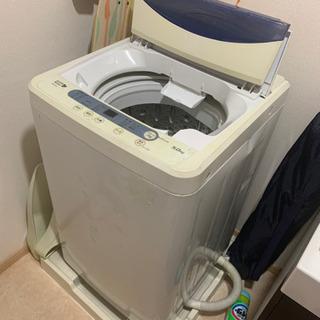 洗濯機使用回数少ない