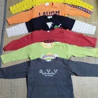 男の子の服13点長袖(90センチ)