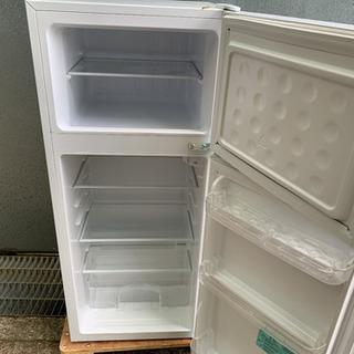 19年製 ハイアール 2ドア冷凍冷蔵庫 130L - 岡崎市