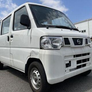 (ID3165)軽バン専門店在庫50台 24万円 日産 NV10...