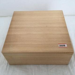 【古い桐の木箱】どなたか使ってくださいませんか?