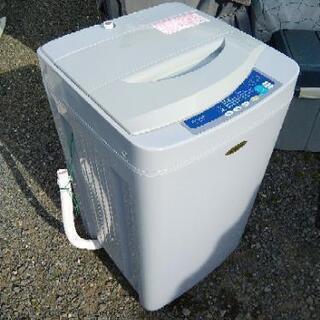 洗濯機 SHARP 4·3キロ 美品!!