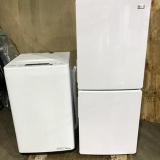 ⭐️冷蔵庫・洗濯機セット 送料込み⭐️ S210415 ①