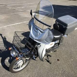 スズキ バーディー50cc  カブ